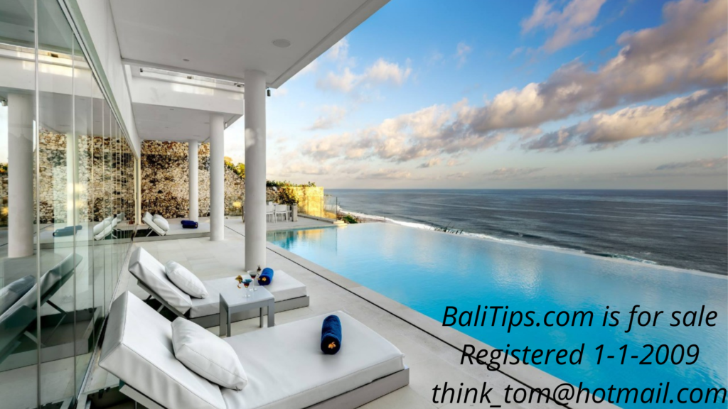 Bali Tips BaliTips.com is for sale